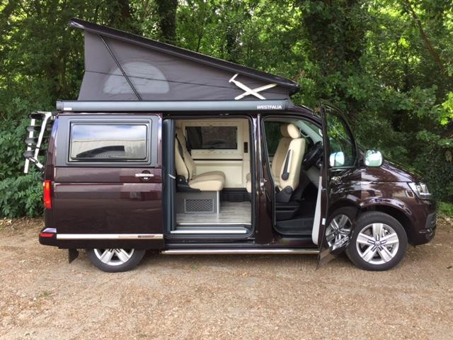 Vw Dealer In Columbus >> 2016 Westfalia Club Joker City VW T6 Motorhome Campervan 2.0L EU6 Diesel Manual, Leather ...