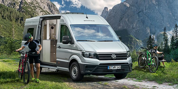 South Coast Vw >> NEW MODEL FOR 2018 Westfalia Sven Hedin Motorhome Indium Grey Metallic VW Crafter 8-Speed ...