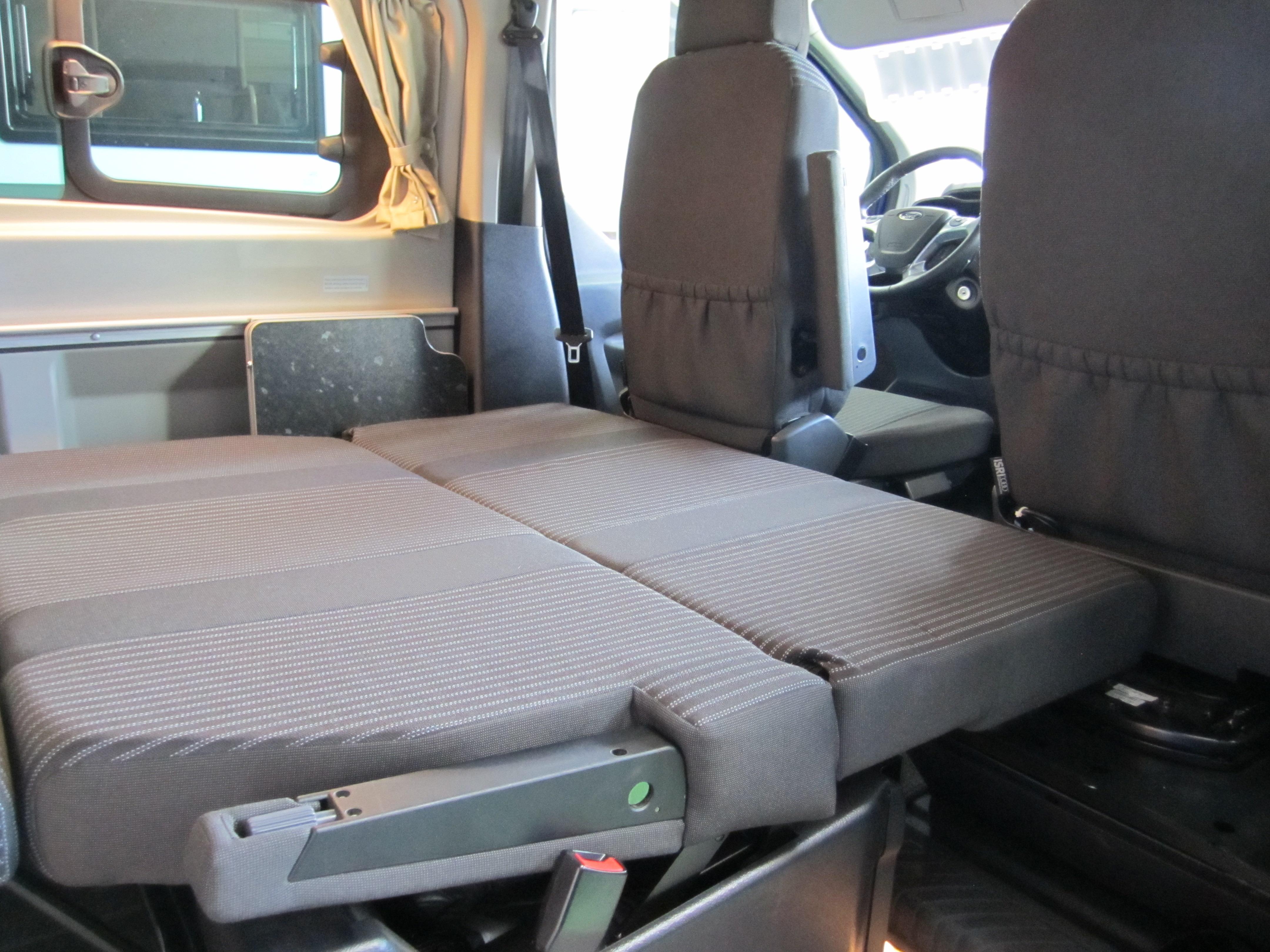 2016 Ford Westfalia Ford Nugget Campervan Blue 2 2L Diesel
